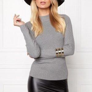 Make Way Ellaria Sweater Light grey