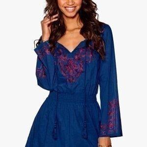 Make Way Elodia Dress Blue / Pink