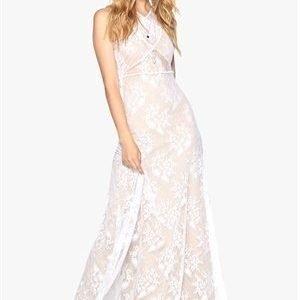 Make Way Evangelie Dress Valkoinen/Ihonvärinen