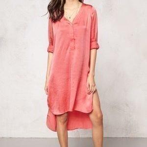 Make Way Fazia Dress Coral