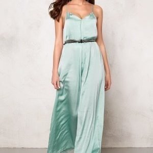 Make Way Fiona Jumpsuit Light green