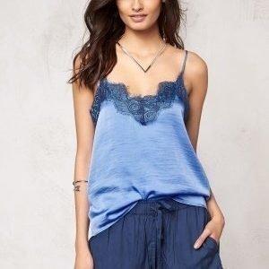 Make Way Florina Singlet Light blue