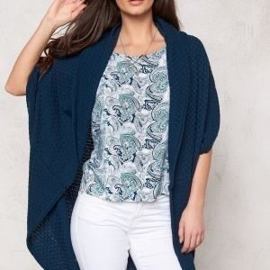 Make Way Garance Cardigan Dark blue