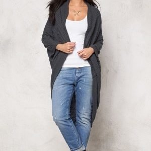 Make Way Garance Cardigan Dark grey