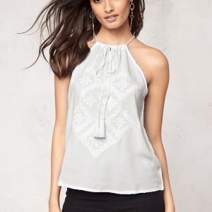 Make Way Gianni Top White