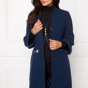 Make Way Giovanna Jacket Dark blue