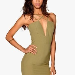 Make Way Havanna Dress Olive green