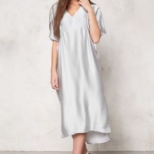 Make Way Imogen Dress Silver grey