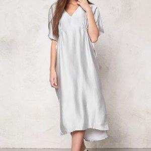 Make Way Imogen Dress Silver grey
