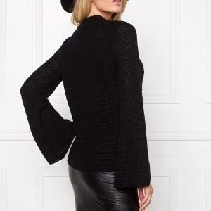 Make Way Jassy Sweater Black