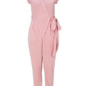 Make Way Jumpsuit Elle Vaaleanroosa