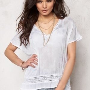 Make Way Knox Top White