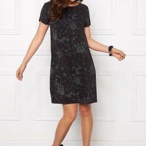 Make Way Lasia Dress GreenFlowers