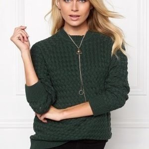 Make Way Lovis Sweater Dark green