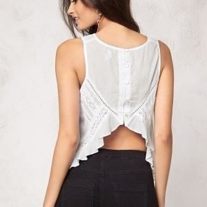 Make Way Mara Top White
