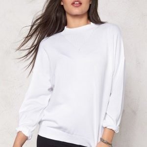Make Way Maurizio Sweater White