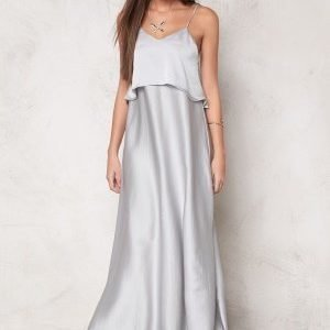 Make Way Milana Dress Silver grey