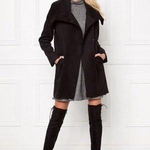 Make Way Novalie Coat Black
