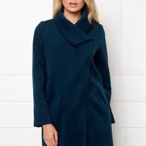 Make Way Novalie Coat Midnight blue