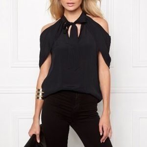 Make Way Nymeria Blouse Black