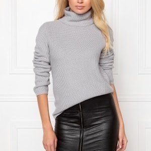 Make Way Octavia Sweater Light grey
