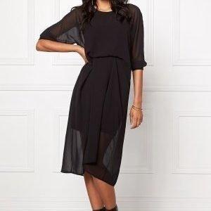 Make Way Pauline Dress Black