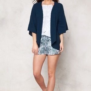 Make Way Phenix Cardigan Dark blue
