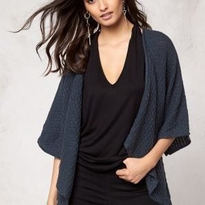 Make Way Phenix Cardigan Dark grey