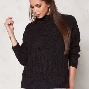 Make Way Raquel Sweater Black