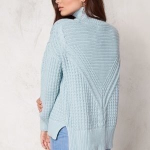 Make Way Raquel Sweater Light blue