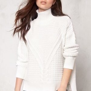 Make Way Raquel Sweater White