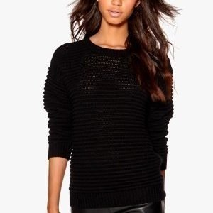 Make Way Ripley Sweater Black