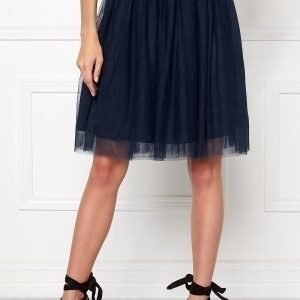 Make Way Rose Skirt Midnight blue