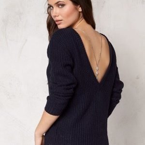 Make Way Savannah Sweater Dark blue