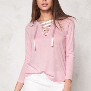 Make Way Selby Top Light pink