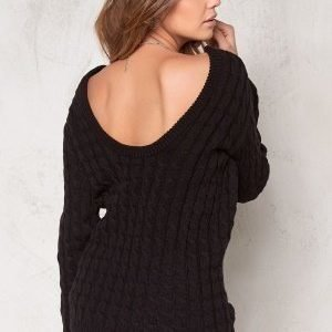Make Way Signe Sweater Black