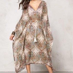 Make Way Sky Dress Offwhite / Multi / Patterned