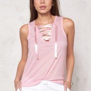 Make Way Smilla Top Light pink
