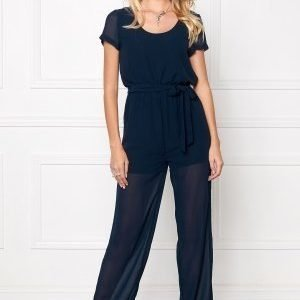 Make Way Tyene Jumpsuit Midnight blue