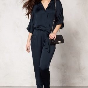 Make Way Valerie Jumpsuit Dark blue