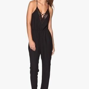 Make Way Waris Jumpsuit Black