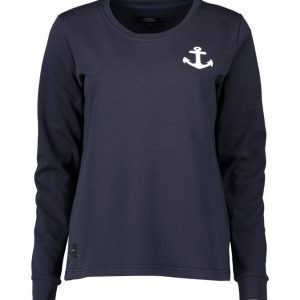 Makia Anchor Long Sleeve Collegepaita
