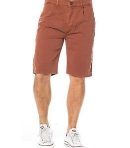 Makia Chino Shorts Copper