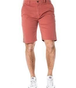 Makia Chino Shorts Red