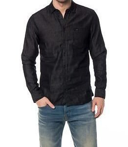 Makia Denim Shirt Black