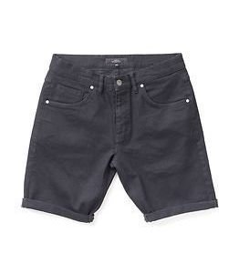 Makia Denim Shorts Black