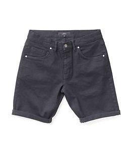 Makia Denim Shorts Black
