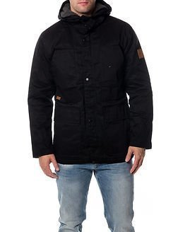 Makia Field Jacket Black