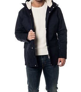 Makia Field Jacket Navy