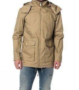 Makia Fishtail Jacket Beige